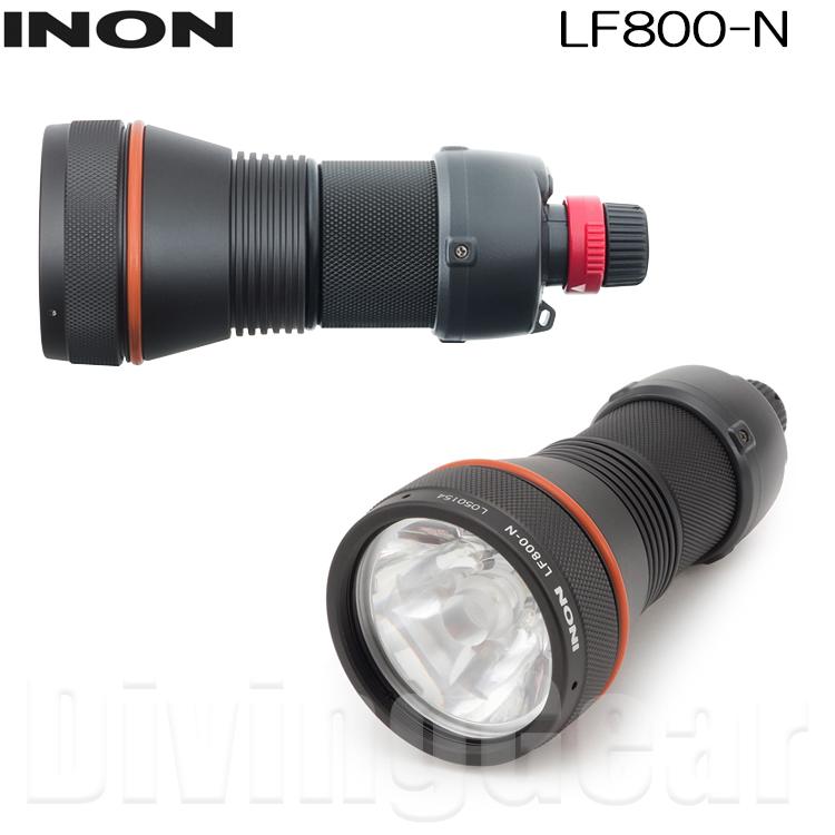 INON(イノン) LF800-N [強力スポット光防水LEDライト]