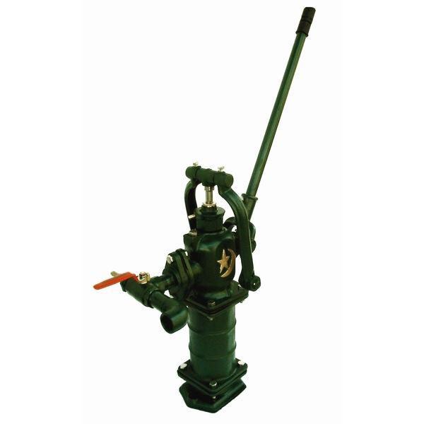 井戸ポンプ 手押しポンプ 東邦工業製 TB式月星昇進ポンプ 打ち込みタイプ (SY35SU) 打込井戸用