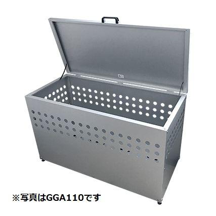 【送料無料】FAPLE ゴミ収集庫据置 GGA70/ガルバニウム