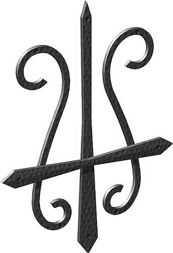 【送料無料】アルミ鋳物 妻飾り(オーナメント)【YKK】 壁飾り11型(BEP-11)