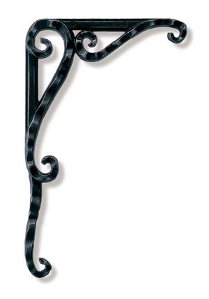 アルミ鋳物 妻飾り(オーナメント)・壁飾り (IT2420L)