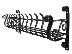 ロートアイアン フラワーボックス L字型(W900×D310×H400mm)(M:F-003)