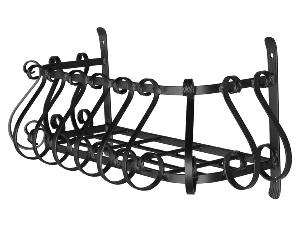 ロートアイアン フラワーボックス S字型(W860×D360×H370mm)(S:F-008)