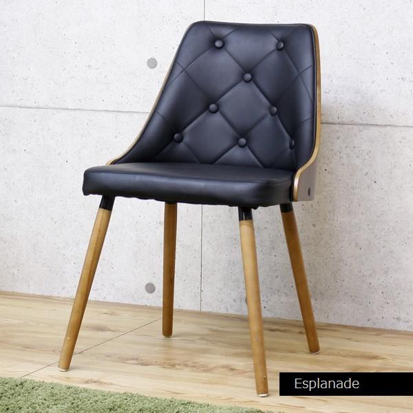 【送料無料】チェア 椅子 エスプラネード レザー 合皮 (CC-05) ※北海道・沖縄・離島送料別途見積
