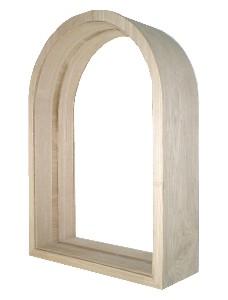 【送料無料】ステンドグラス専用木枠 SH-K05・SH-K06・SH-K06N用 MDF ※代引不可