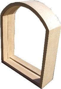 【送料無料】ステンドグラス専用木枠 SH-K07・SH-K07N・SH-K16・SH-K08用 MDF ※代引不可