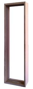 【送料無料】ステンドグラス専用木枠 SH-G用 (室内用) タモ集成材 SHF-ZG1 ※代引不可