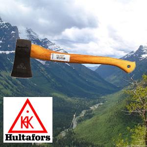 薪割り斧 フルターフォッシュ ハチェット スウェーデン製 37.5cm 小型 Hultafors ハルタフォース