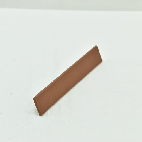 送料無料 激安 お買い得 キ゛フト ウッドデッキ 人工木 アドバンスデッキ用 エンドキャップ 期間限定特価品 10個セット ウッドデッキ部材 DIY ブラウン 樹脂デッキ