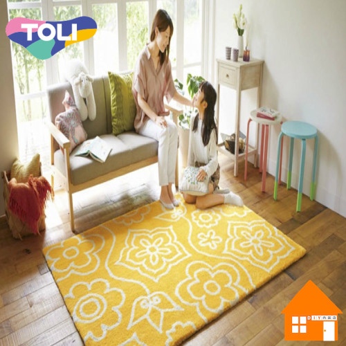 東リ Rug ラグ & マット Pop & ColorfulTOR3853130cm× 190cm