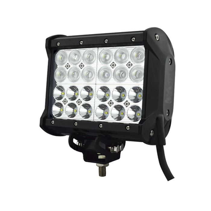 LEDワークライト 72W リフレクタートラック ダンプ LED作業灯 LED投光器 12V 24V 防水 屋外照明 LED ワークライト LEDサーチライト 船舶 各種作業車対応 PL保険付 1年保証