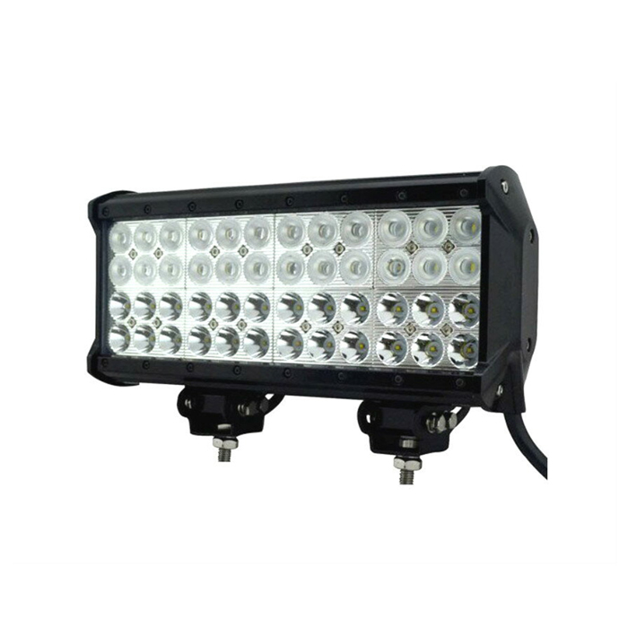 CREE製 四列 144W LED LED作業灯 LEDライト ワークライト 10100ルーメン 高品質 作業灯 12/24V兼用 広角 狭角 広角狭角一体式 1年保証