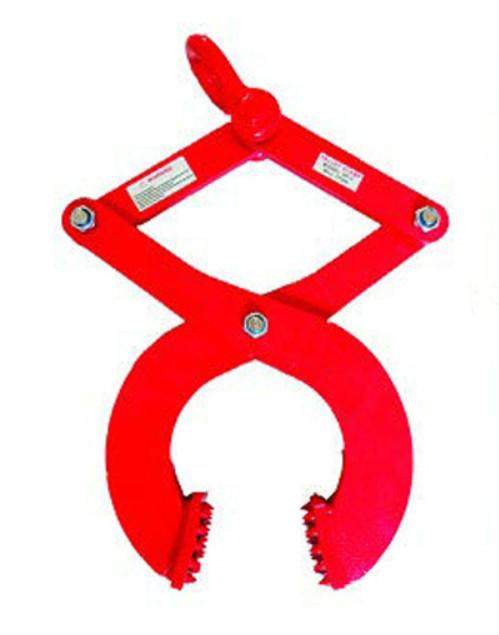 木材クランプ 最大荷重2000kg クランプ 2t吊り具 吊具 はさむ つかむ 最大開口幅180mm