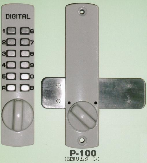 太幸 デジタルロック ぷちプチシリーズ P-100
