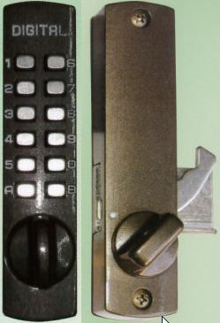 太幸 デジタルロック ぷちプチシリーズ P-700