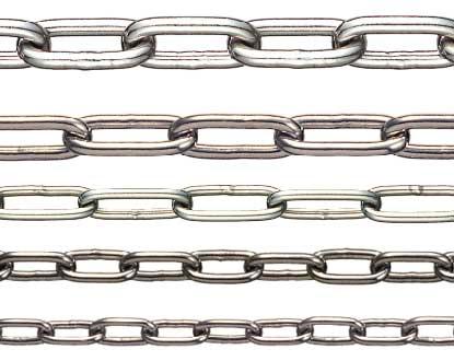 ステンレスチェーン 3mm×30m 鎖・小判型 3mm×30m・クサリ, ヤチヨマチ:6c018cda --- pricklybaymarina.com