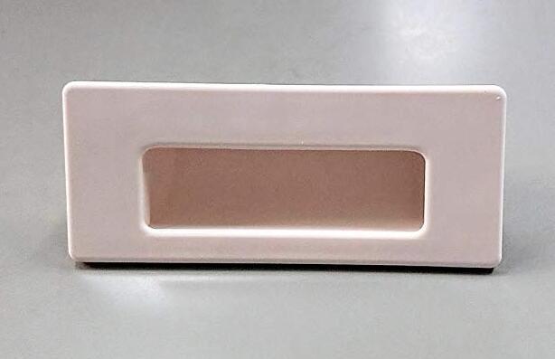 ユニオン製クローゼットドアの補修パーツです メーカー公式 UNIONユニオン クローゼットドア用引手 取手 TH-28-08 人気商品 つまみ ホワイト