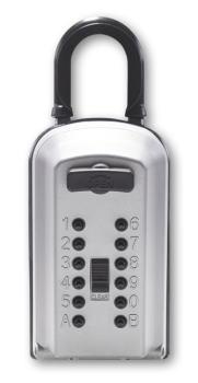 カギ番人 PC10タイプ 南京錠型 プッシュ式 ケイデン 暗証番号キーボックス