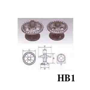 HHH ベルトボタン HB1 144個入
