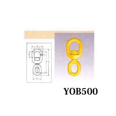HHH 両アイ型スイベル ベアリング入 YOB500