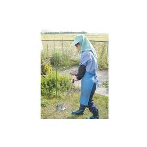 【送料無料】マルサ 農業用杭抜き器 22.2mm用