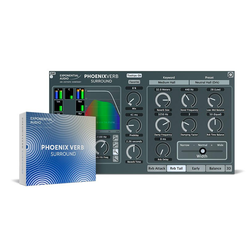 iZotope iZotope Exponential Audio: PhoenixVerb Surround Audio:【オンライン納品専用 Exponential】※代金引換はご利用頂けません, カペルミュール:0cbafa92 --- sunward.msk.ru