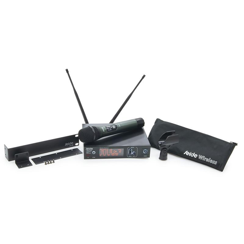 Seide TDW 800 Handheld Set