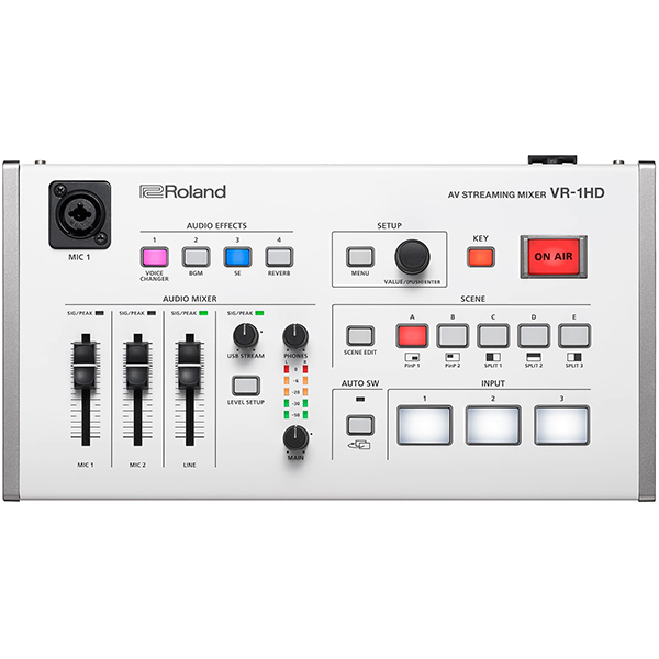 ROLAND VR-1HD [AV STREAMING MIXER]