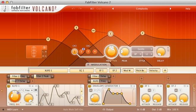 FabFilter Volcano2 (オンライン納品専用) ※代金引換はご利用頂けません。 Volcano2【送料無料】, 菓子パンのツクモ 九十九堂本舗:84b75880 --- sunward.msk.ru