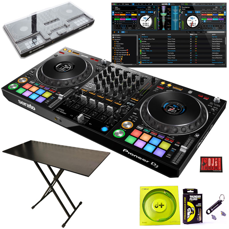 Pioneer DJ DDJ-1000SRT + DJT29 DJテーブル セット【今なら豪華4大特典プレゼント!】【さらに初回限定Serato DJ Suiteプレゼント!】