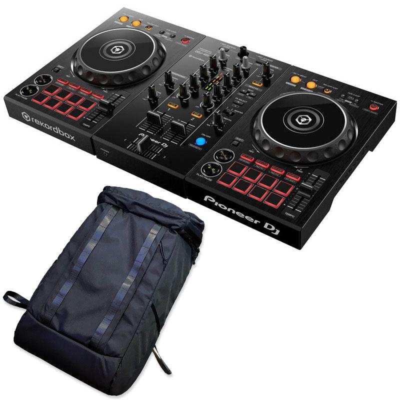 Pioneer DJ DDJ-400 + オリジナルBACKPACK セット