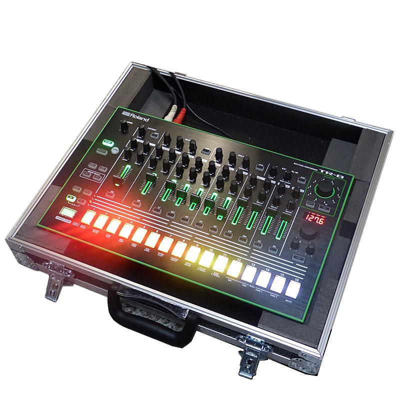 【気質アップ】 Roland AIRARoland AIRA TR-8ハードケースセット, サガミハラシ:16f962e2 --- konecti.dominiotemporario.com