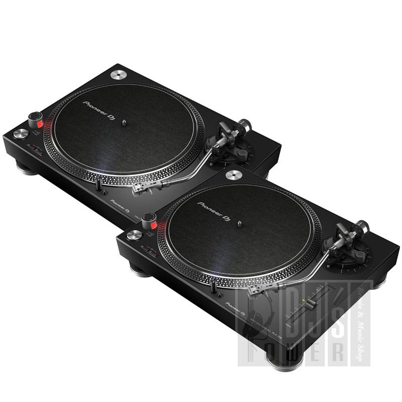 【カートリッジケース プレゼント】 Pioneer Pioneer DJ TWIN DJ PLX-500-K TWIN SET, アットOT&Emotional:9545bfcb --- officewill.xsrv.jp