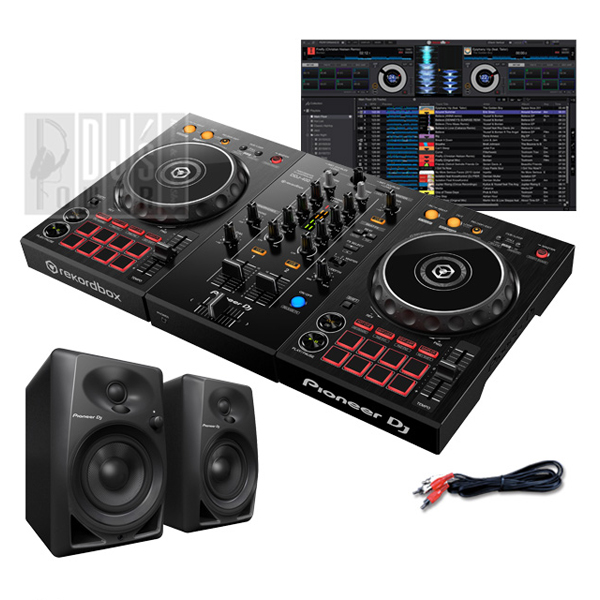 Pioneer DJ スピーカーSET DDJ-400 Pioneer DJ + DM-40 スピーカーSET, 筑波郡:16589189 --- officewill.xsrv.jp