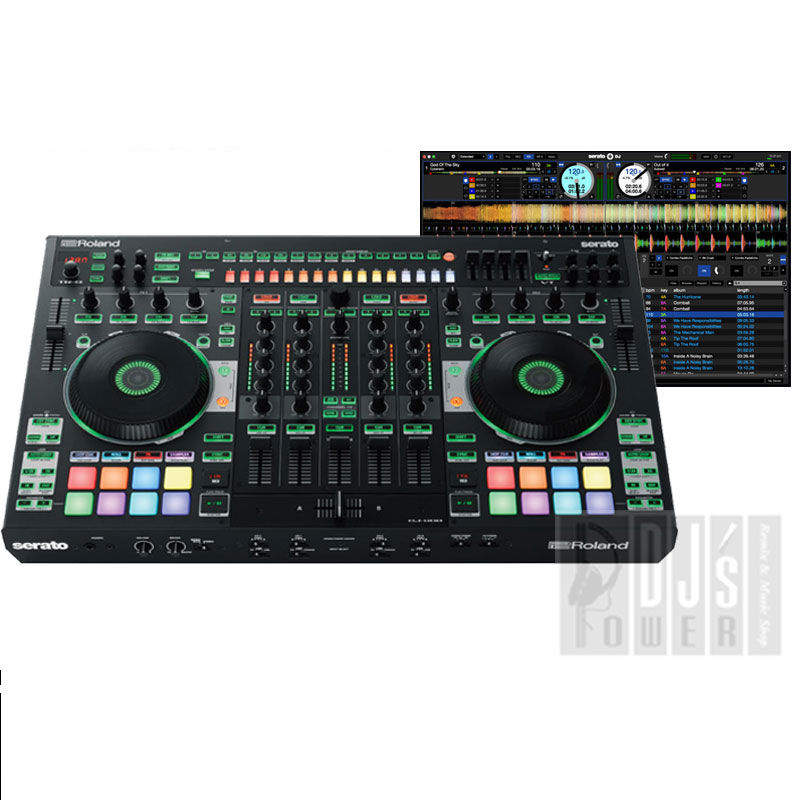 Roland DJ-808 【専用キャリングケース CTRL-CASE DJ-808プレゼント!】