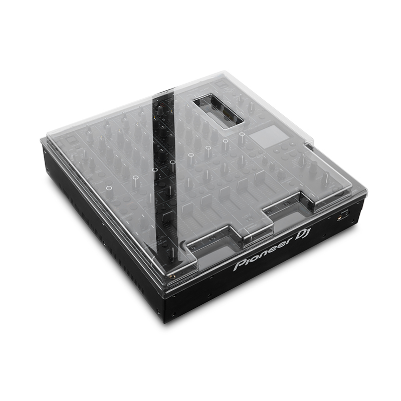 Pioneer DJ DJM-V10専用保護カバー DECKSAVER DS-PC-V10 高い素材 送料無料 DJM-V10-LF対応 DJM-V10