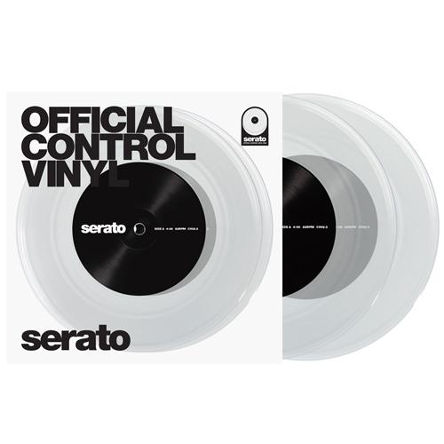 7インチSERATOコントロールレコード 7