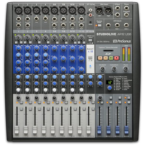 大好き Presonus StudioLive AR12 USB【Studio USB【Studio Magicプラグイン・スイート無償提供! AR12】【数量限定!専用キャリングバッグプレゼント中!】, PEN AND PAGE MARUYOSHI:dc8bac1a --- canoncity.azurewebsites.net