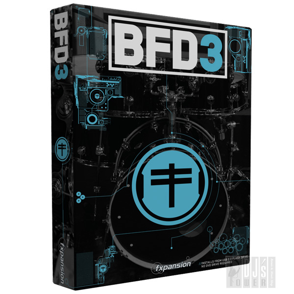 fxpansion BFD3 【USB2.0 Flash Drive版】 【数量限定特価】【P10】