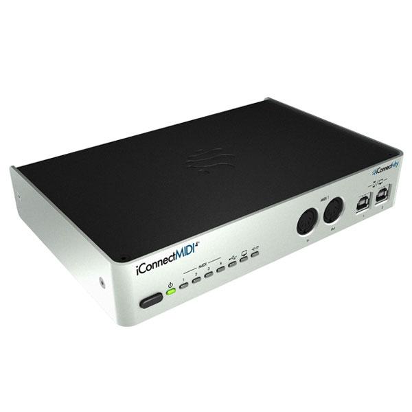 印象のデザイン iConnectivity iConnectMIDI4 + + iConnectivity Lightning Lightning Edition (iOS用Lightning接続ケーブル同梱)【P5】, ピーアンドティートレーディング:1ae3fee0 --- canoncity.azurewebsites.net