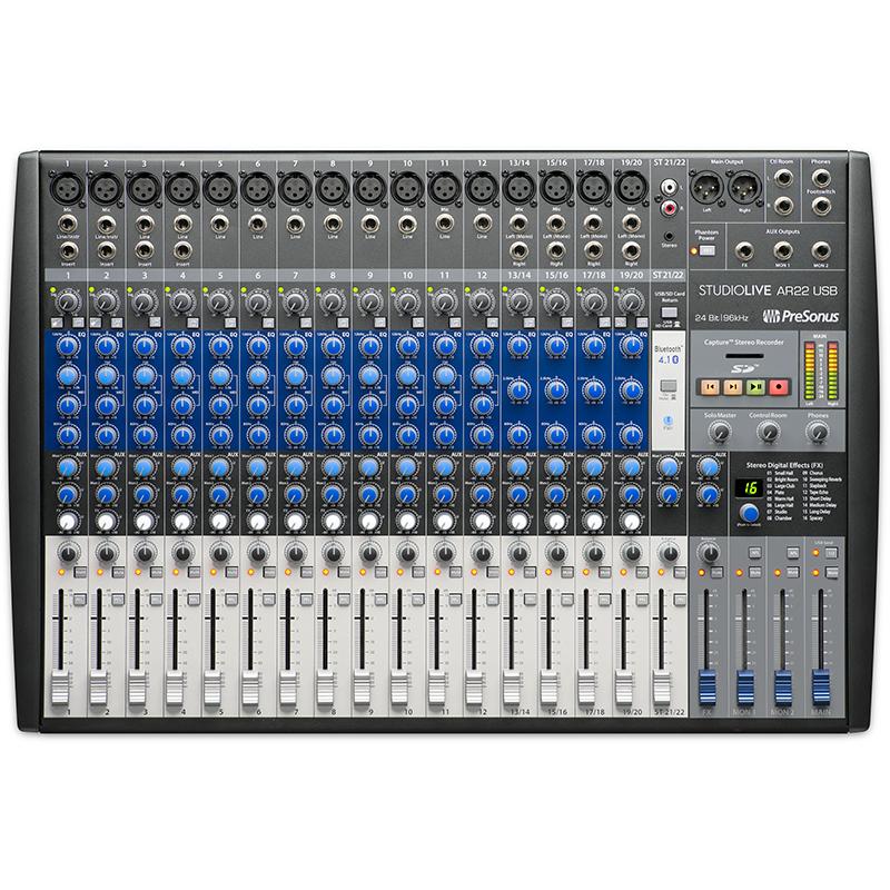 完売 PreSonus StudioLive StudioLive AR22 USB【Studio USB Magicプラグイン AR22・スイート無償提供】, 中古PCとハイブリッドPCのOA-PLAZA:26e93d2c --- canoncity.azurewebsites.net