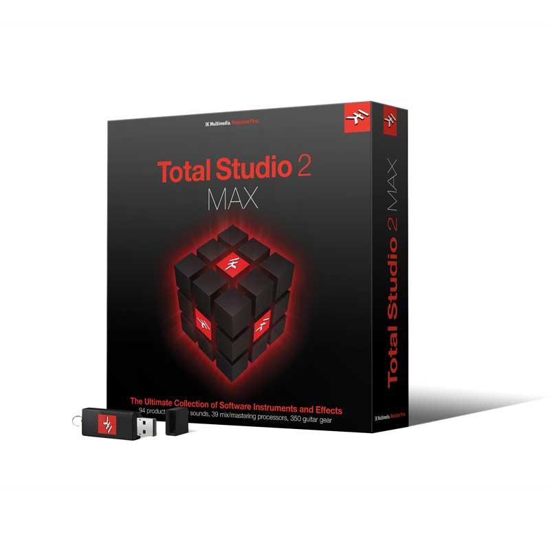 IK Multimedia Total Total Studio【P5】 2 MAX Studio【P5】, 株式会社インクコーポレーション:cf341081 --- ask-ndv.ru