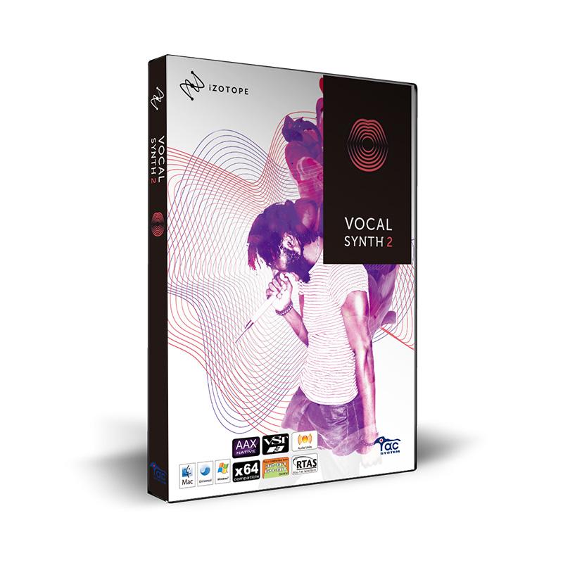 iZotope VocalSynth VocalSynth iZotope 2【オンライン納品専用】※代金引換はご利用頂けません, ふじまつ:0c0d21b2 --- officewill.xsrv.jp