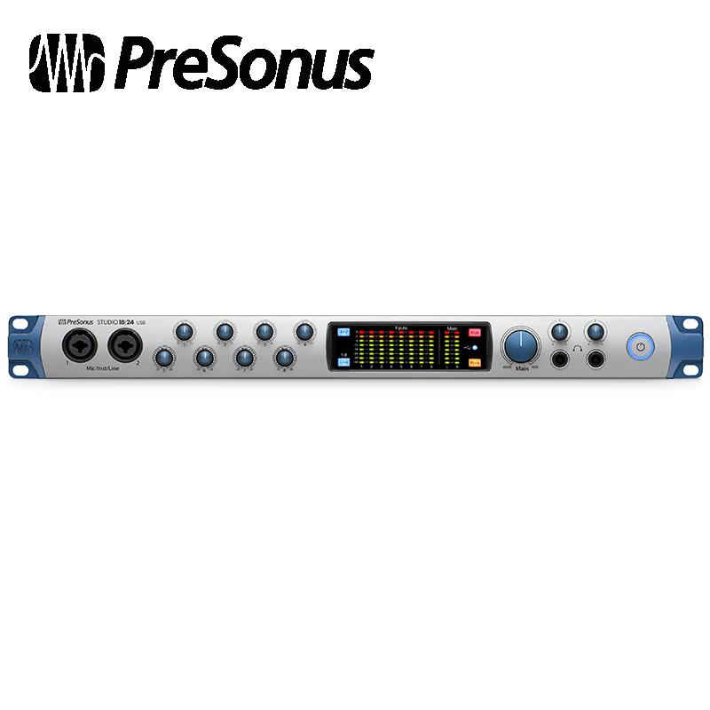 PreSonus Studio 18|24
