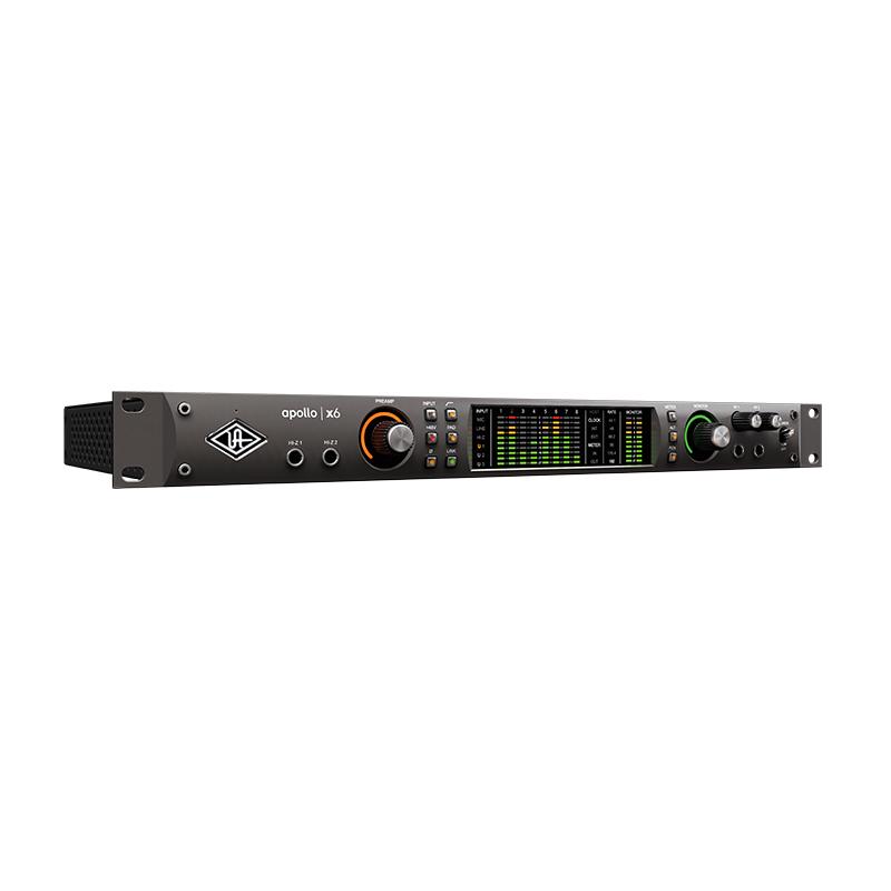 Universal Apollo Audio Apollo x6【数量限定 Universal!イヤホン「SHURE Audio SE215-K-BT」プレゼント中!】【P10】, ウラガワラムラ:d5bb04af --- sunward.msk.ru