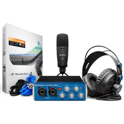 96 USB PreSonus Audiobox Studio