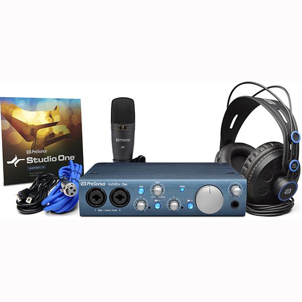 Presonus AudioBox iTwo Studio 【Studio Magicプラグイン・スイート無償提供!】