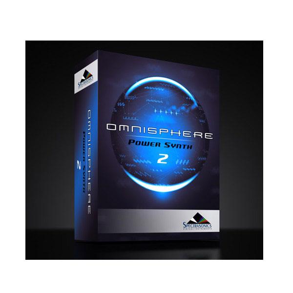 SPECTRASONICS OMNISPHERE 2 【USBインストーラー版】【箱損アウトレット】