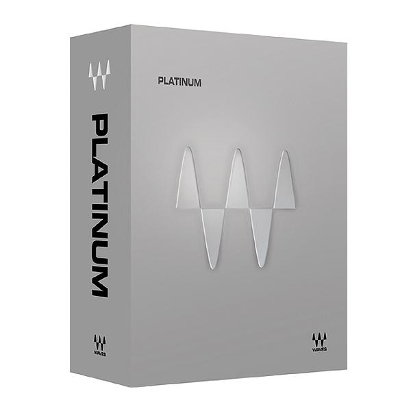 Waves Platinum  【限定特価】