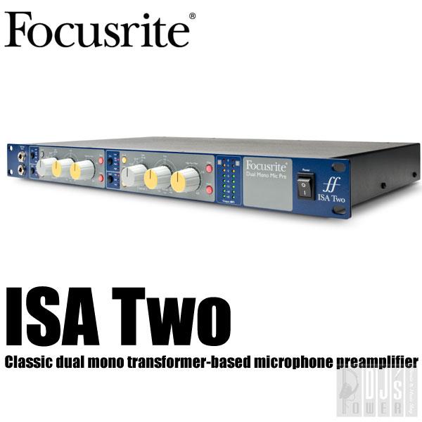 Focusrite (フォーカスライト) ISA Two